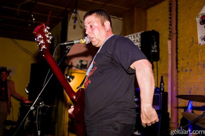 Jones Crusher at Don Perdo, Brooklyn NY, June 8th 2013. Photo by Géraud P. Krawezik.