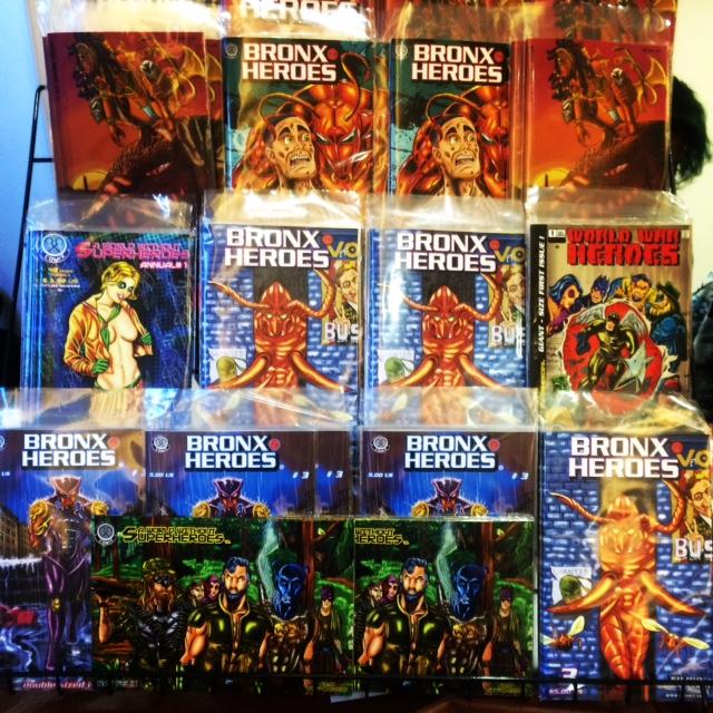 Free Comic Book Day New York City: WitchesBrewPress's Blog