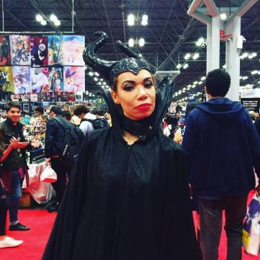 NYCC. Photo by Michele Witchipoo Oct. 2016