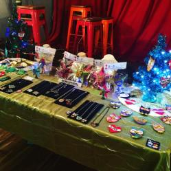 Jewelry and holiday decor by UltraFresca