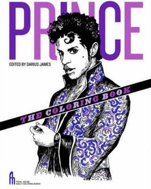 PrinceColoringBook