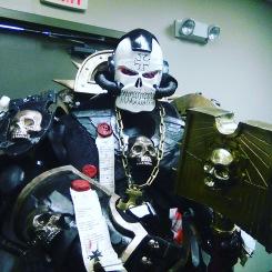 Warhammer cosplay. East Coast Comic Con 2018.