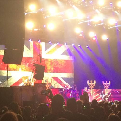Judas Priest live in Long Island, NY. Jones Beach theater. Sept. 1st 2018