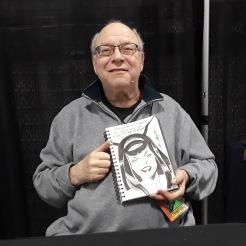 Comic book artist Al Milgrom