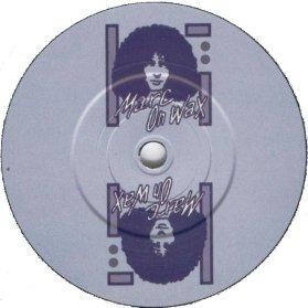 marc on wax logo