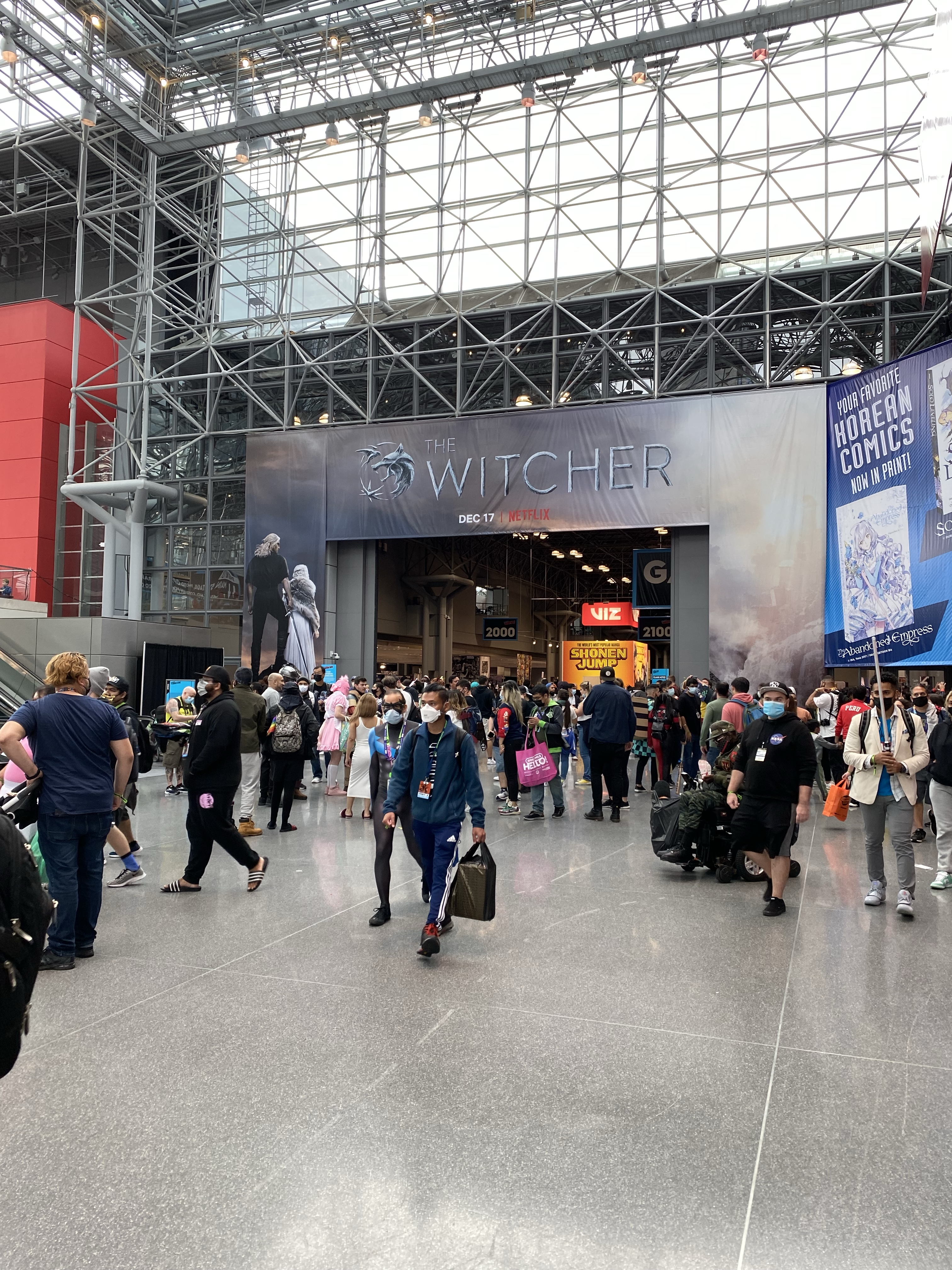 New York Comic Con 2021 – BriefReview